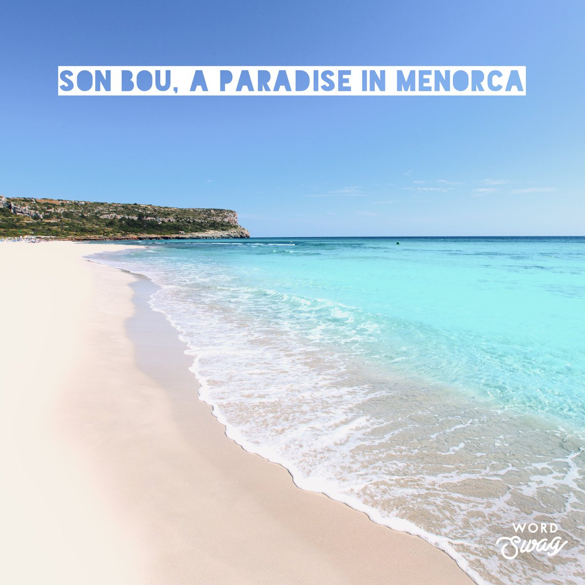 Son Bou, a paradise in Menorca #MenorcaVacations #MenorcaHolidays #MenorcaAllYear #MenorcaEveryDay #MenorcaDetails #MenorcaParadise #MenorcaLove #MenorcaLife #EnjoyMenorca #Balearics #BalearicIslands #MenorcaSonBou #MenorcaViews #VisitMenorca #TurismoMenorca #Menorca #MenorcaSlowpic.twitter.com/ZQ9AVP74Yn