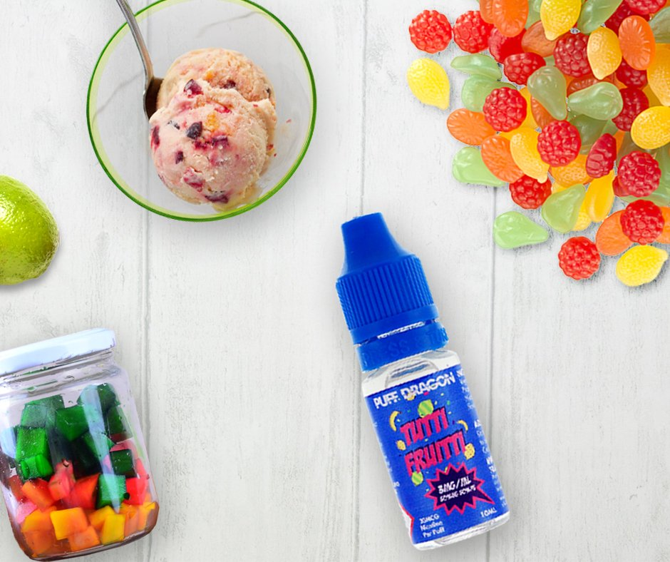 Break the monotony of work with a new twist to your vaping routine. Try the all new Puff Dragon - Tutti Frutti ejuice. 😋  Visit our website: http://www.puffernz.com to buy now!  #Puffer #PufferNZ #Vape #vapenz #Dragon #TuttiFrutti #OnlineVape #Ejuice #trendingnow #newzealand