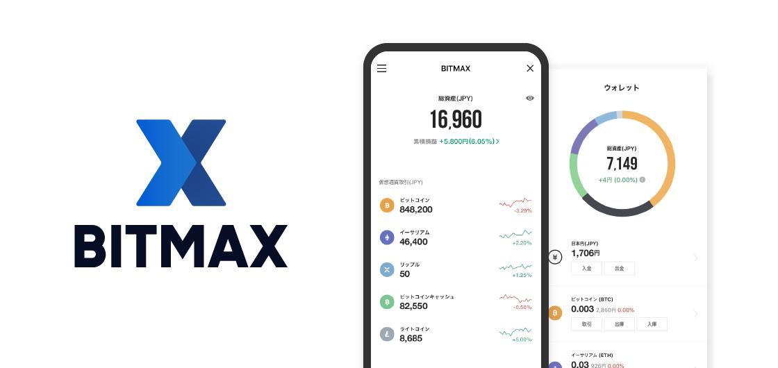 【LINE】国内に向けた仮想通貨取引サービス「BITMAX」、本日より提供開始「LINE Pay」を通しての入出金が可能。 8,100万人のLINEユーザーを支えるセキュリティ技術が安心・安全な取引を実現。※Android版にて先行スタート#bitmax