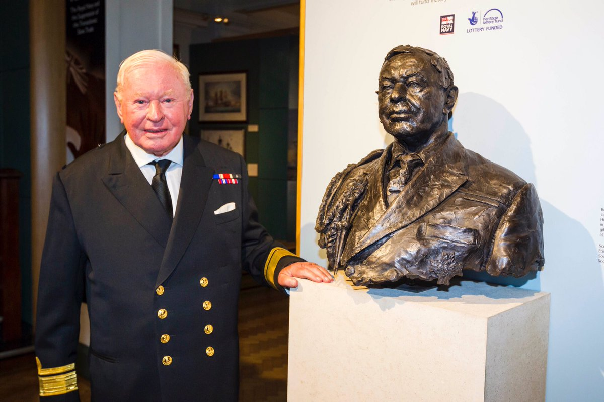 We are saddened to hear of the death of Sir Donald Gosling. He never forgot his navy service and was a munificent supporter of HMS Victory and many other National Museum campaigns. More importantly he was a warm and great-hearted man. He will be greatly missed. RIP