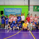 Image for the Tweet beginning: El Atlético Boadilla, campeón del