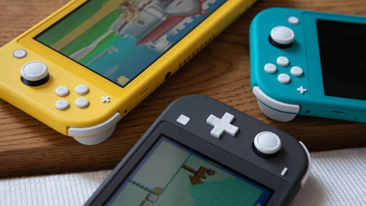 Nintendo Switch Lite y Zelda Link's Awakening: sorteamos un pack en el concurso #BienvenidaSwitchLite http://dlvr.it/RDG4wT