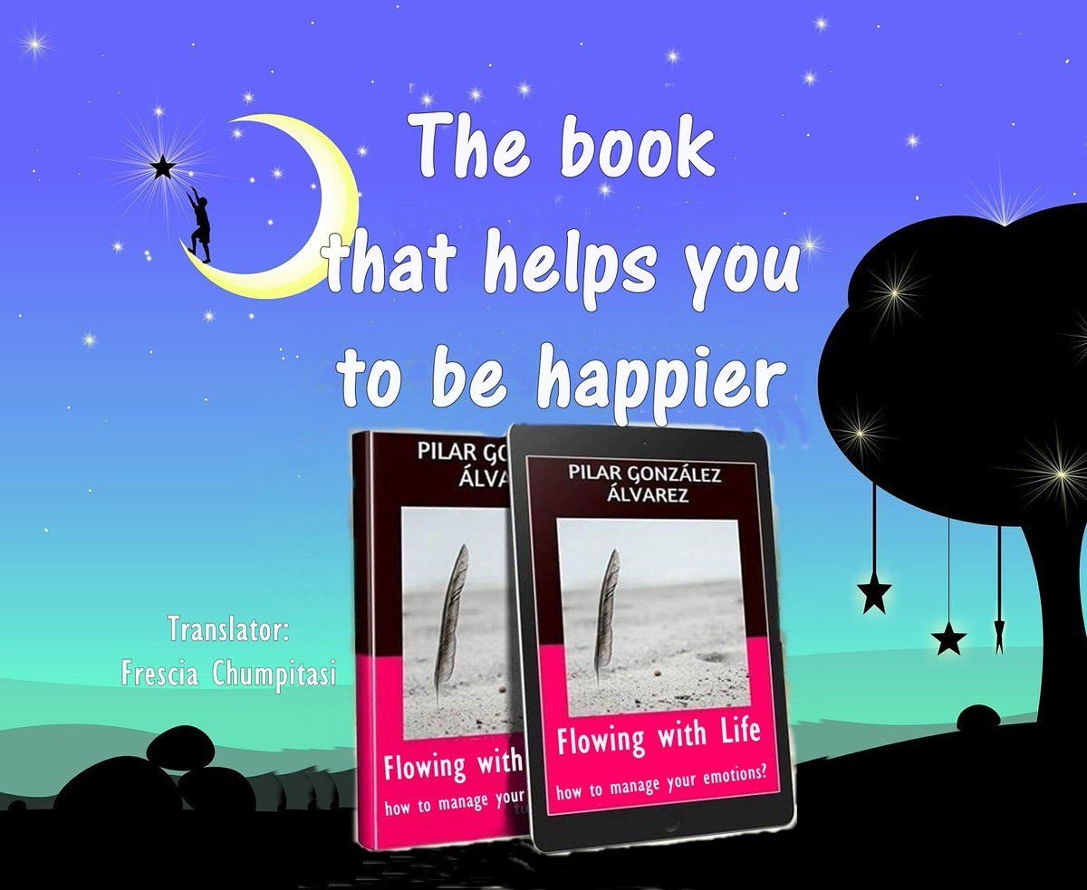 @pilarescritora Flowing with life  An essential guide to manage your emotions. More than 1 year in the top10 of  http:// amazon.es      in the category of #selfhelp and #personaldevelopment #HappyWeekend #EEUU    http:// mybook.to/Flowing        #indieauthors<br>http://pic.twitter.com/aoBt4FE3tC