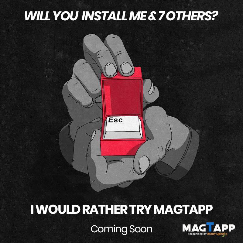 💯Problems, One Solution - MagTapp!#ThursdayThoughts #ThursdayMotivation #thursdaymorning #motivational #MotivationalQuotes #happybirthdaynarendramodi #HappyBirthdayPMModi #Nigerians #technology #startups #StartupIndia