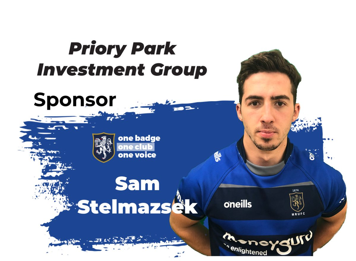 test Twitter Media - Chief Morale Officer @samstelmo is sponsored this season by The Priory Park Investment Group!! #maccrugby https://t.co/CLsKPYn34s