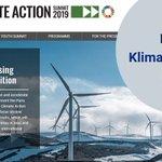 Image for the Tweet beginning: Klimatopmøde i New York venter