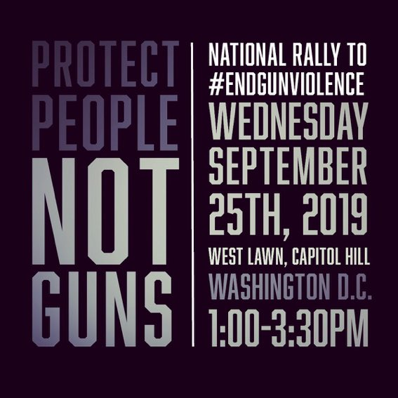 Our lawmaker's refusal to pass gun reform is lethal. ENOUGH. Join us, @NewtownAction, @MichaelPfleger and more to rally in Washington, DC.  Learn more: https://t.co/VOYThRpdlU  RSVP on Facebook: https://t.co/YxTCQKeZfP  RSVP with Brady: https://t.co/KPbzFPYW4O #EndGunViolence https://t.co/MtfYny2cGl