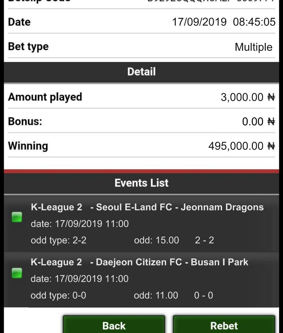 @SandfordFrank Achievements that I've had with this platform within a short while I started playing your games, my business wouldn't have given it to me in years. Thank you for another win  #tiwasavageinlagos #OTrike #ChampionsLeague #IEVentureDayLagos #andela #burna #otunba<br>http://pic.twitter.com/MAahNEOnlg