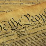 Image for the Tweet beginning: Happy #ConstitutionDay. We should never