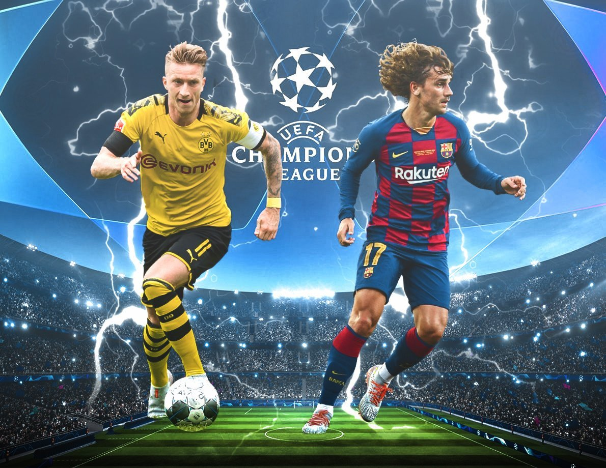#20,000 CL giveaway  Predict the final scoreline and the first player to score in tonight's #UCL clash between Borussia dortmund and Barcelona  Retweet,like and comment with the #PassionPays to qualify  #BVBBarca #PassionPays<br>http://pic.twitter.com/35e1UEvulB