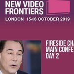 Less than a month to go until #NVF19! Don't miss @Captify's Chairman & Founder of @CNBC, Tom Rogers, discussing the growing convergence of TV & digital. See the full agenda https://t.co/5VWOD5cqvN #media @videoadnews