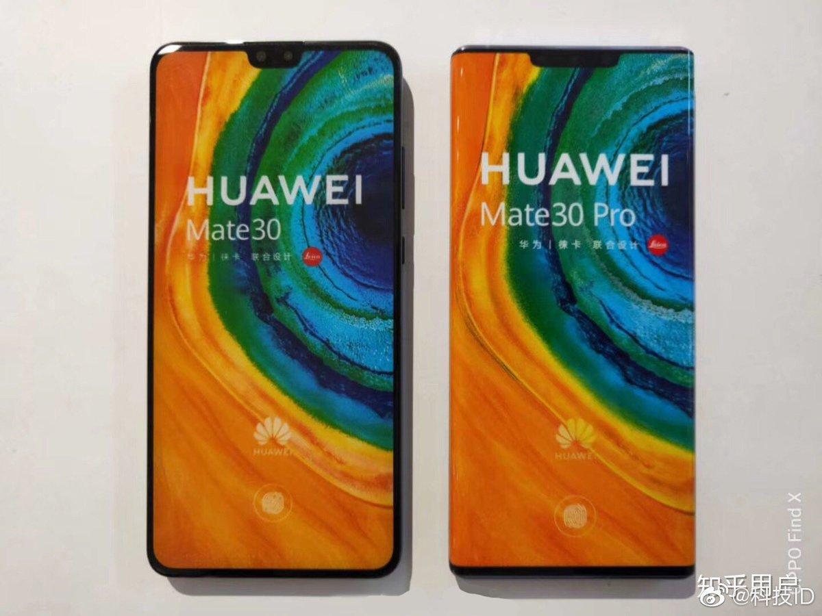 RT @andrei_eclynoh: Huawei Mate 30 & Mate 30 Pro https://t.co/OsdBTMUfG1