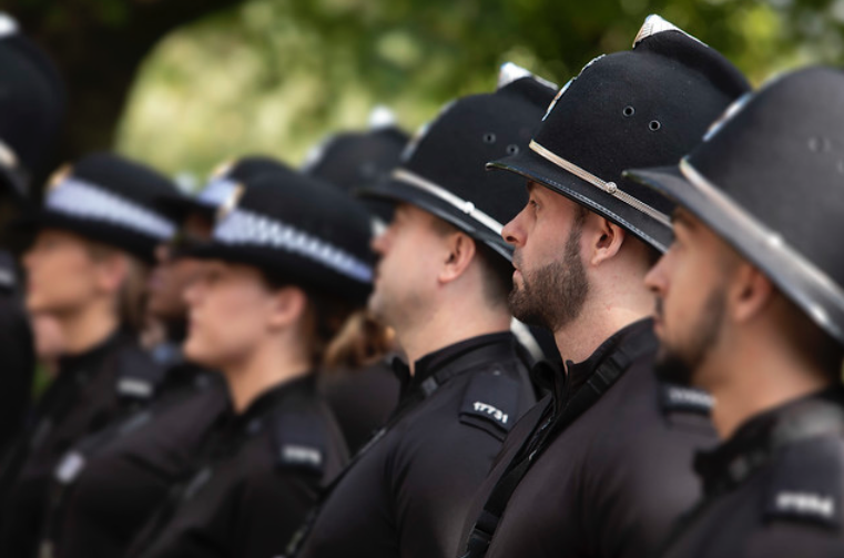 Friday 13 September 2019, saw the latest Greater Manchester Police recruits reach the end of their basic training period. They took part in a passing out parade at the force's Sedgley Park Centre. Take a look at our gallery - crowd.in/zigEpX