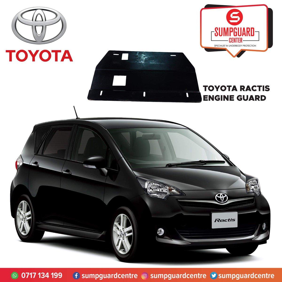 New Model Toyota Ractis 2019