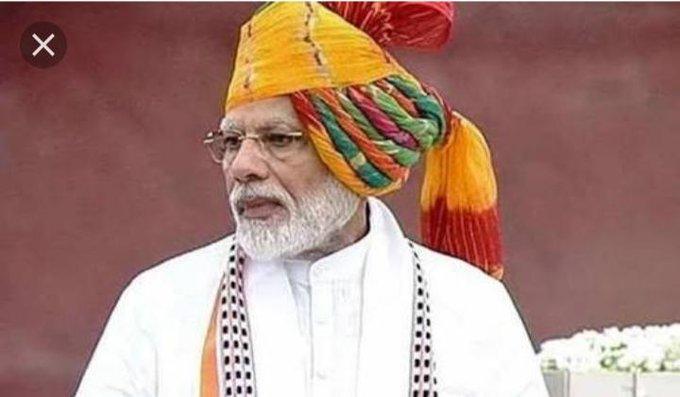 Happy birthday to PM shree Narendra Modi ji.