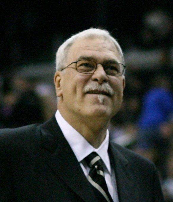 Happy 74th Birthday NBA Coach Phil Jackson