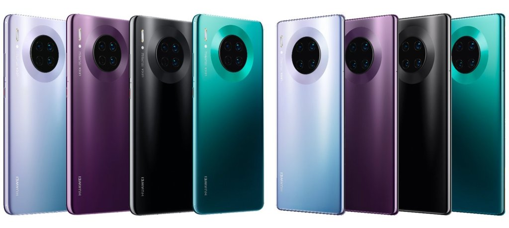 RT @Ausdroid: Here's every colour option for Huawei Mate 30 Pro and Mate30 https://t.co/bhtwR2BSQ2 https://t.co/n6GPKN7HkX