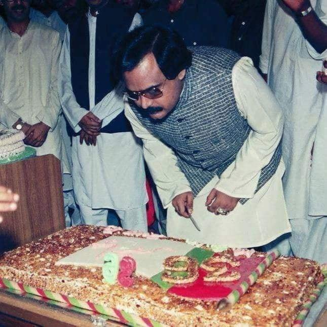 Happy Birthday to Mr. Altaf Hussain Bhai, Leader of the  Real MQM