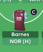 RT @Badger_FPL: @HinduMonkey I am a believer. The Barnes train will dock in to the station this weekend. 🚂 https://t.co/b5rmnjRr4p