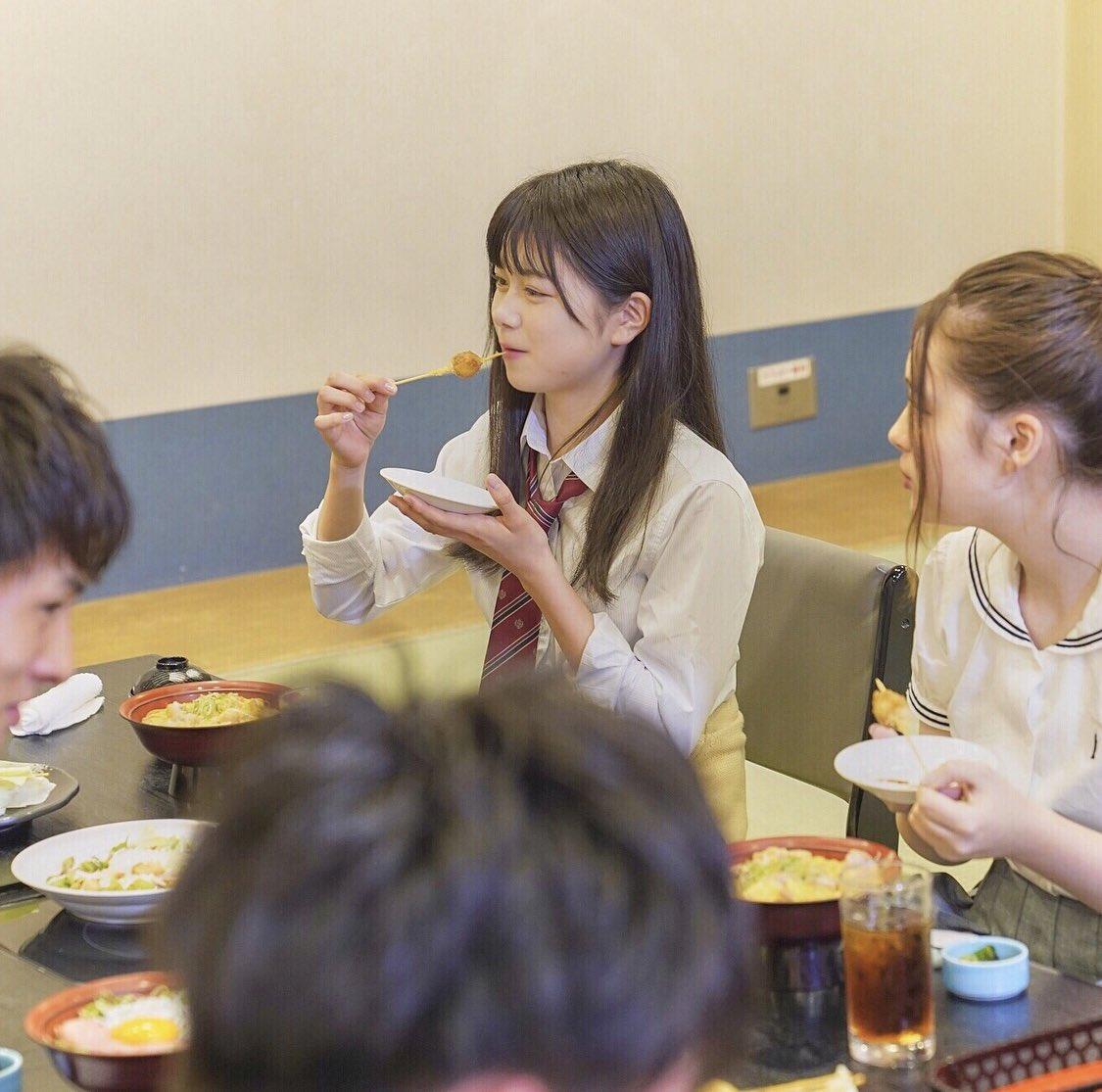 恋ステ✈️第7話いよいよ今夜、22時放送だね!・どんな展開があるかドキドキだあ!😵💕まりが食べてる食べ物も放送でチェックしてね!☑️・予約はできてるかな??♥︎⏩#まりくま #恋ステ