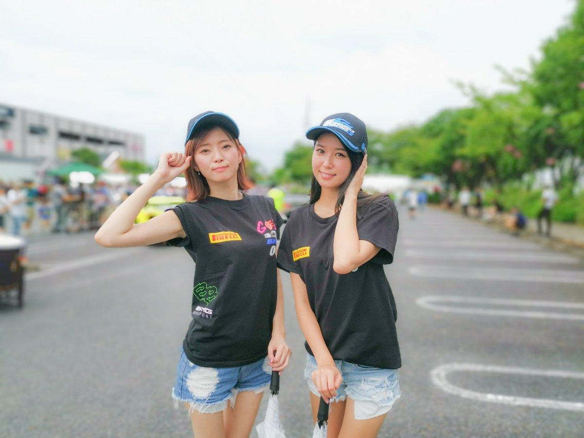 RT @goodsmileracing: SUZUKA10HOURS、今年は公道パレードができましたね! (侍) #fightgsr  #IntGTC #Suzuka10H https://t.co/mDZBld84xu https://t.co/GBJoTy8ttU