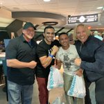 Image for the Tweet beginning: Good times @MrOlympiaLLC 2019 in