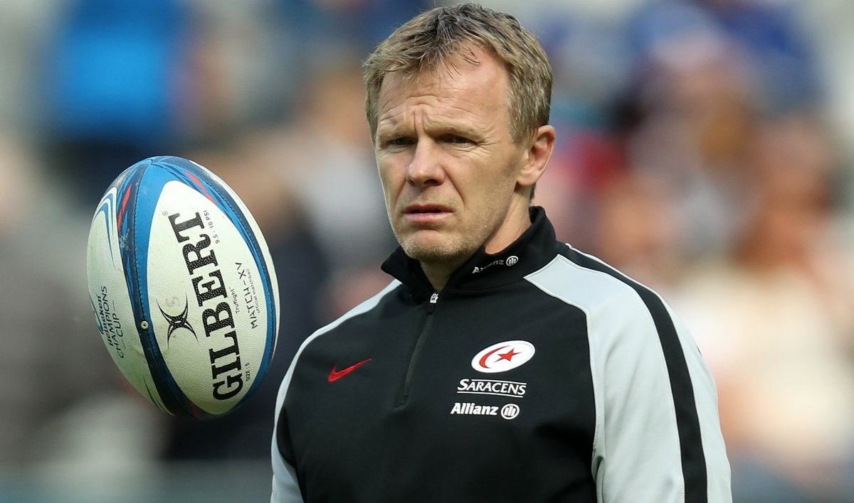 "test Twitter Media - Saracens director of rugby Mark McCall feels that Ireland ""can beat anyone on their day"" but has tipped England to win the World Cup in Japan.  Full story ➡️ https://t.co/bBWbT163h7  #bbcrugby 