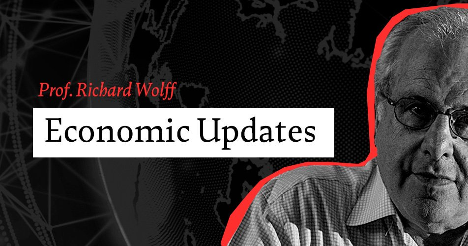 Capitalism in Decline — New episode of @democracyatwrks Economic Update with @profwolff is up on our blog now! Watch it here: roarmag.org/2019/09/17/eco…