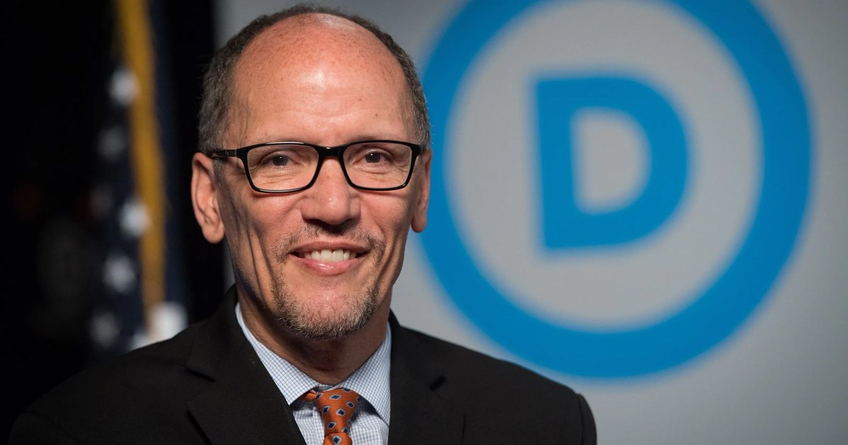 @TomPerez the Chair of the Democratic National Committee since February 2017. Perez was previously Assistant Attorney General for Civil Rights (2009–2013) and United States Secretary of Labor (2013–2017).He is the first Latino Chair of the DNC. #HispanicHeritageMonth