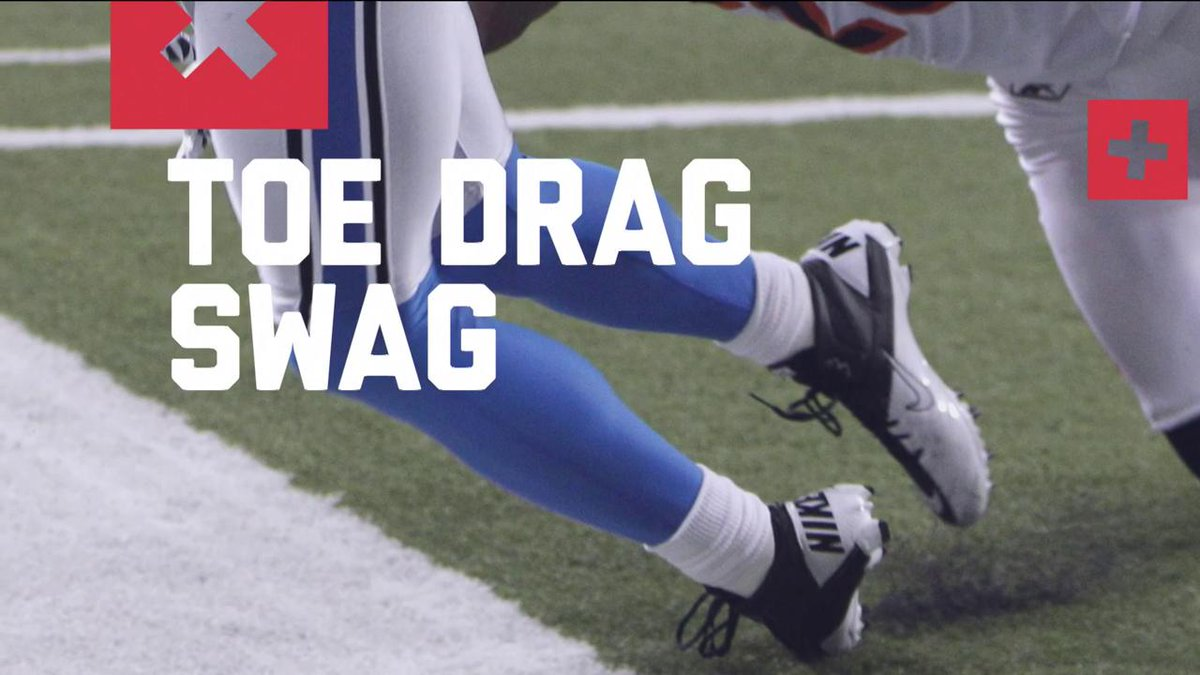 Who had the hottest catches of Week 2?  @nateburleson will show you in another edition of...  TOE.DRAG.SWAG  @IamTJ_Jones | @Keenan13Allen | @youngamazing9 | @ESanders_10 | @obj https://t.co/fj4WSXz8fi