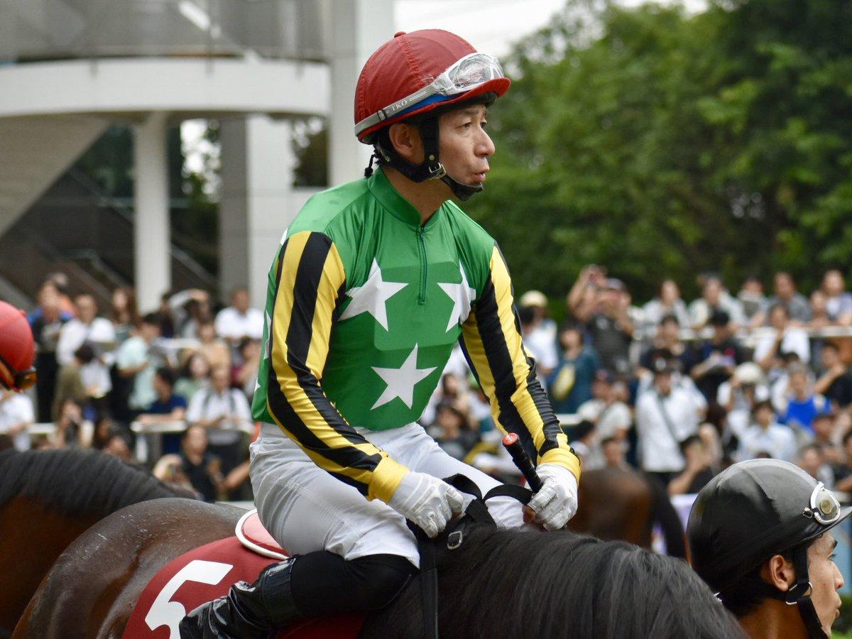 セントライト記念 5シークレットラン 内田博幸騎手