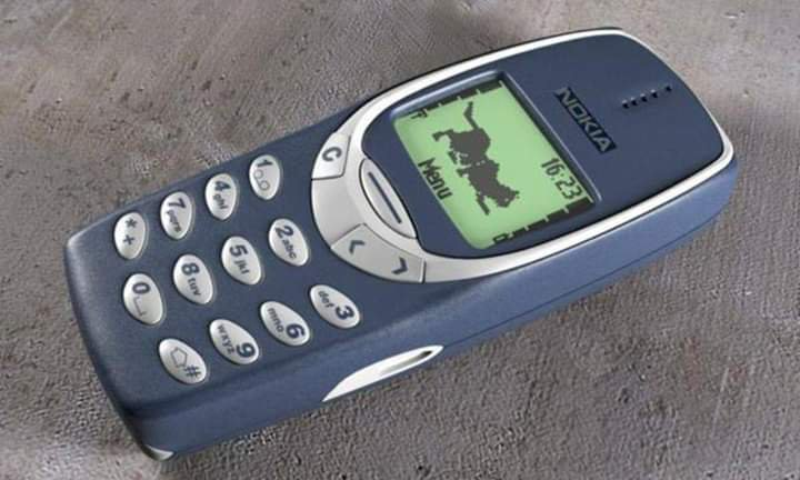 Richie The Goat On Twitter So Nokia 3310 Had