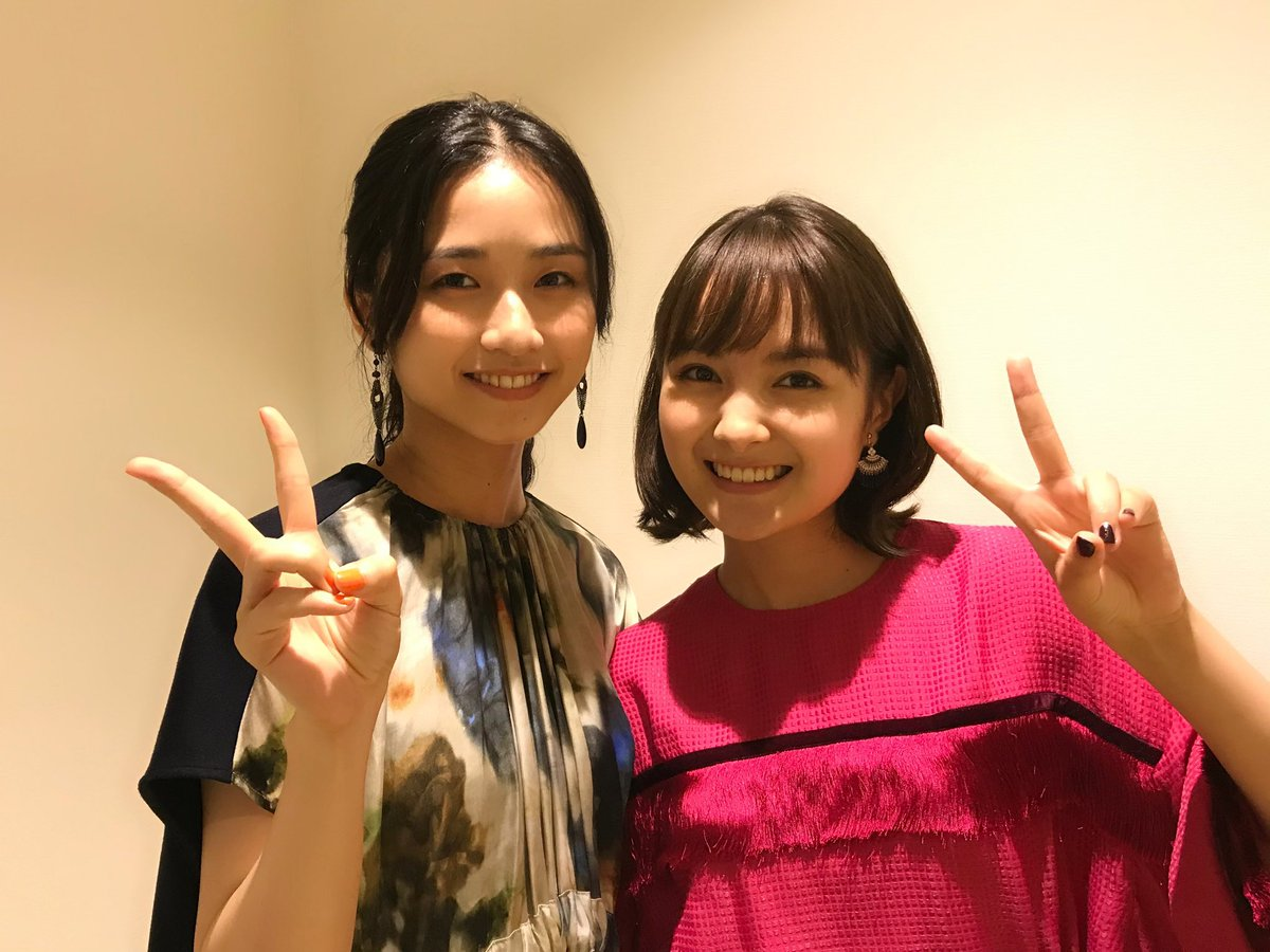今日は💜☺︎☺︎ミュージカル「アナスタシア」取材日でした!!作品に対する想いを言葉にして、交わして、より一層想いが強くなった1日。わかなちゃんと一緒にアーニャ役を務められることへの感謝と喜びを噛み締めて。気合い充分です💪🏻日本初演、楽しみにしていて下さい!✨#アナスタシア