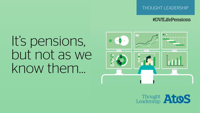 Thanks to #connectedtechnologies, #openbanking and #FinTech disruption, pension providers are...