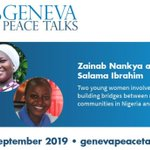Image for the Tweet beginning: Zainab Nankya of Uganda and
