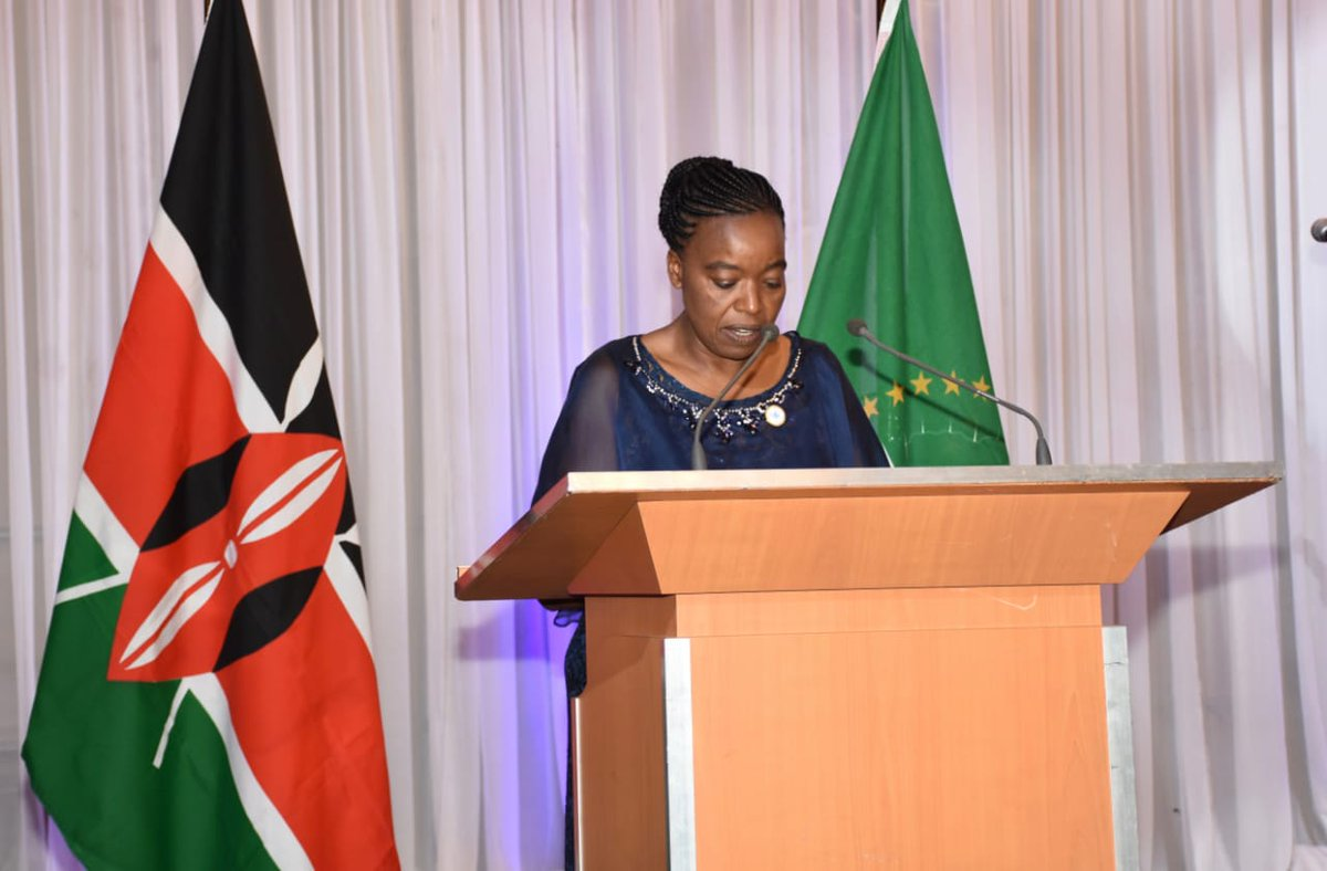 1/4..Launched the Kenya campaign for the non-permanent seat of the UNSC for 2021-2022 yesterday in Addis Ababa, Ethiopia. Kenya was endorsed as the AU candidate for the election scheduled in June 2020 on 21st August.