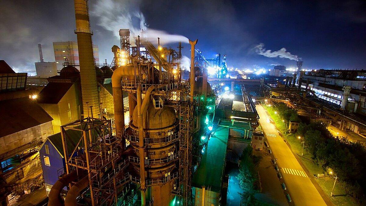 город новокузнецк фото промышленные панорамы золото очень популярно