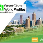 "This year's @SmartCitiesW City Profile takes a look into @CityofAtlanta's ""One Atlanta"" strategy and how they are using real-time data to their advantage. Download Now: https://t.co/Z43AYTPaRj"