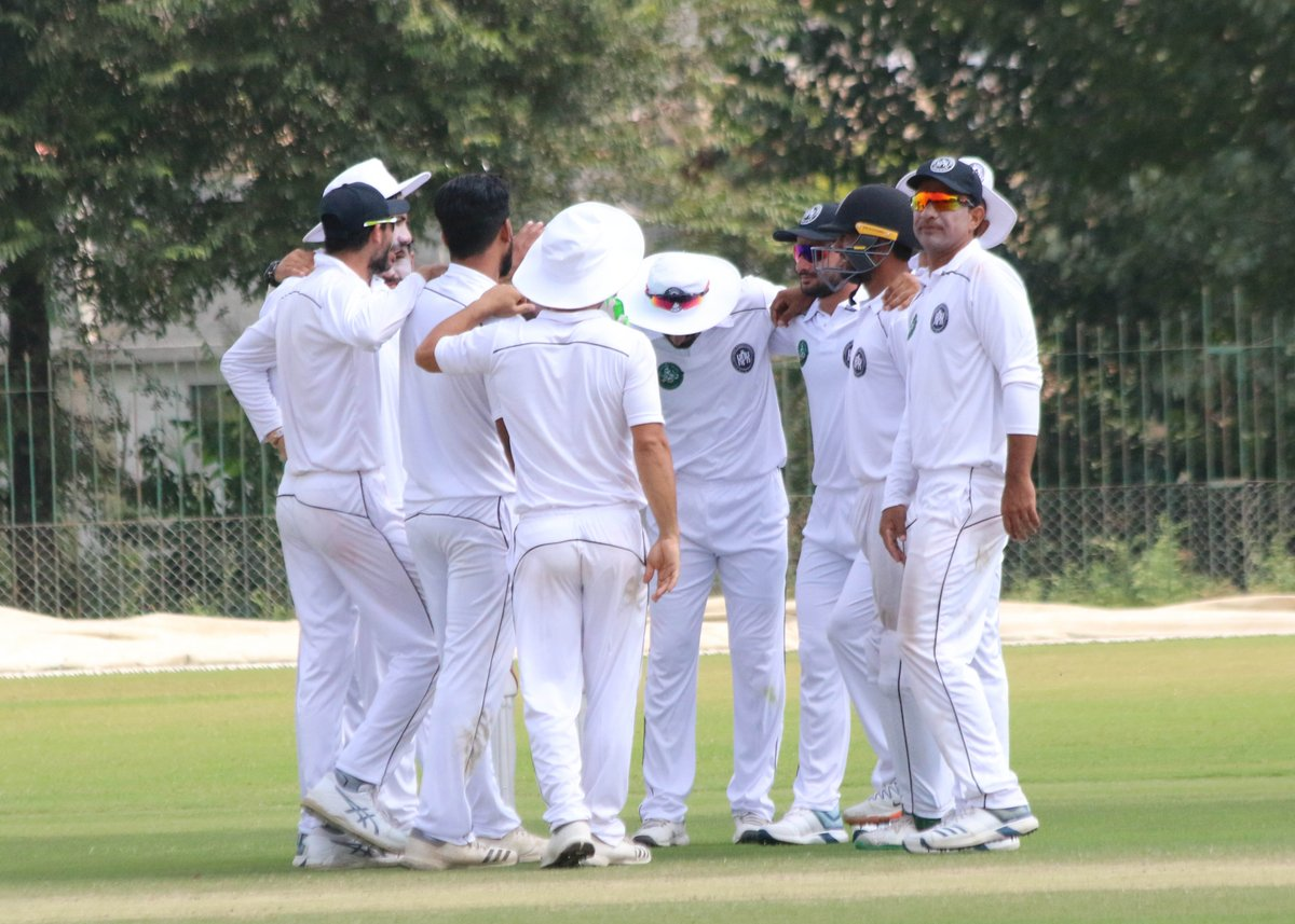 Asif Ali and Mohammad Nawaz hit hundreds as all three matches of Round 1 in the Quaid-e-Azam Trophy end in a draw