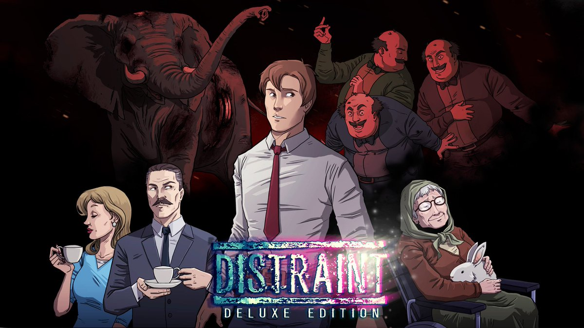 #GIVEAWAY Time!!!  Please #follow - @RatalaikaGames and - @LastRealGamer & - #retweet this tweet for a chance to win a #Distraint code!  Comment your platform (Vita/Switch) & region (US/EU)! Good luck! #VitaIsland #NSBlues #SwitchCorps<br>http://pic.twitter.com/yFDxpeQQeI