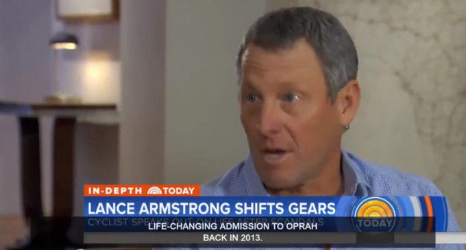 "September 18:Happy 48th birthday to professional cyclist,Lance Armstrong (""won the 1999 Tour de France\"")"