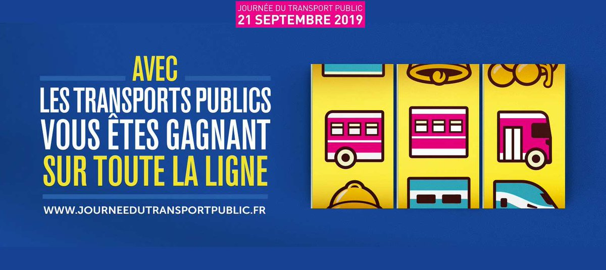 Image for the Tweet beginning: [#Transports] A l'occasion de la