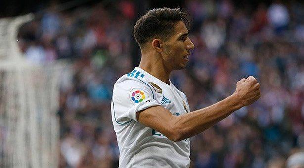 Achraf Hakimi : Si le Real Madrid me rappelle, je dirais oui sans la moindre hésitation. @partidazocope
