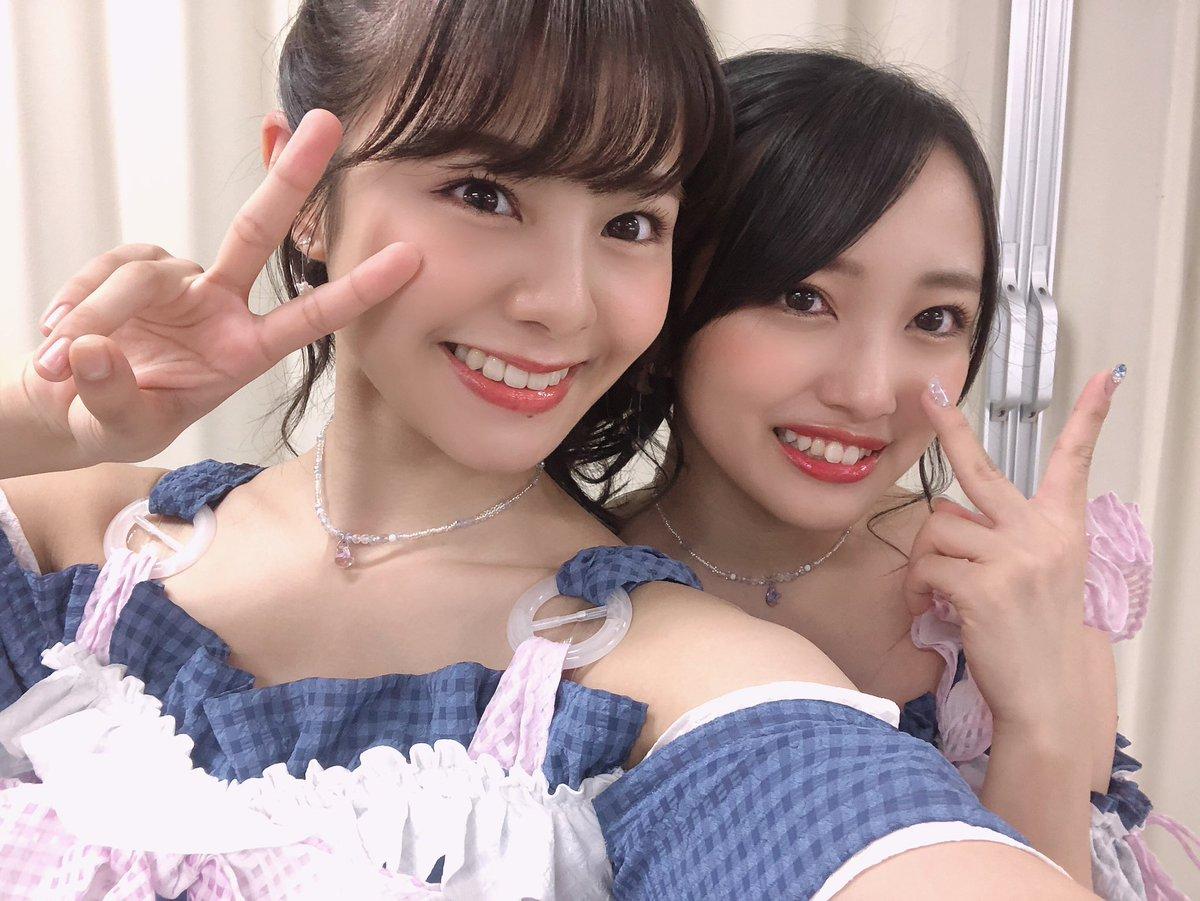 うたコンありがとうございました!たくさん出演させて頂きました☺️緊張したけどたのしかったです🌟サステナブル、いよいよ明日発売です💎よろしくお願いします!#AKB48 #サステナブル