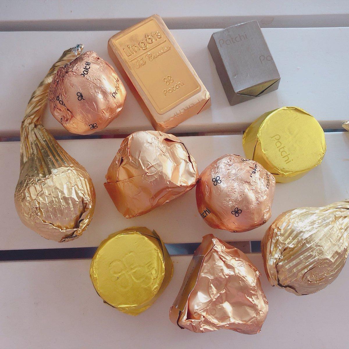 自慢していいですかね…へへっ…バンコクで大好きなチョコレート買ってきちゃったんすよ…へへっ…。