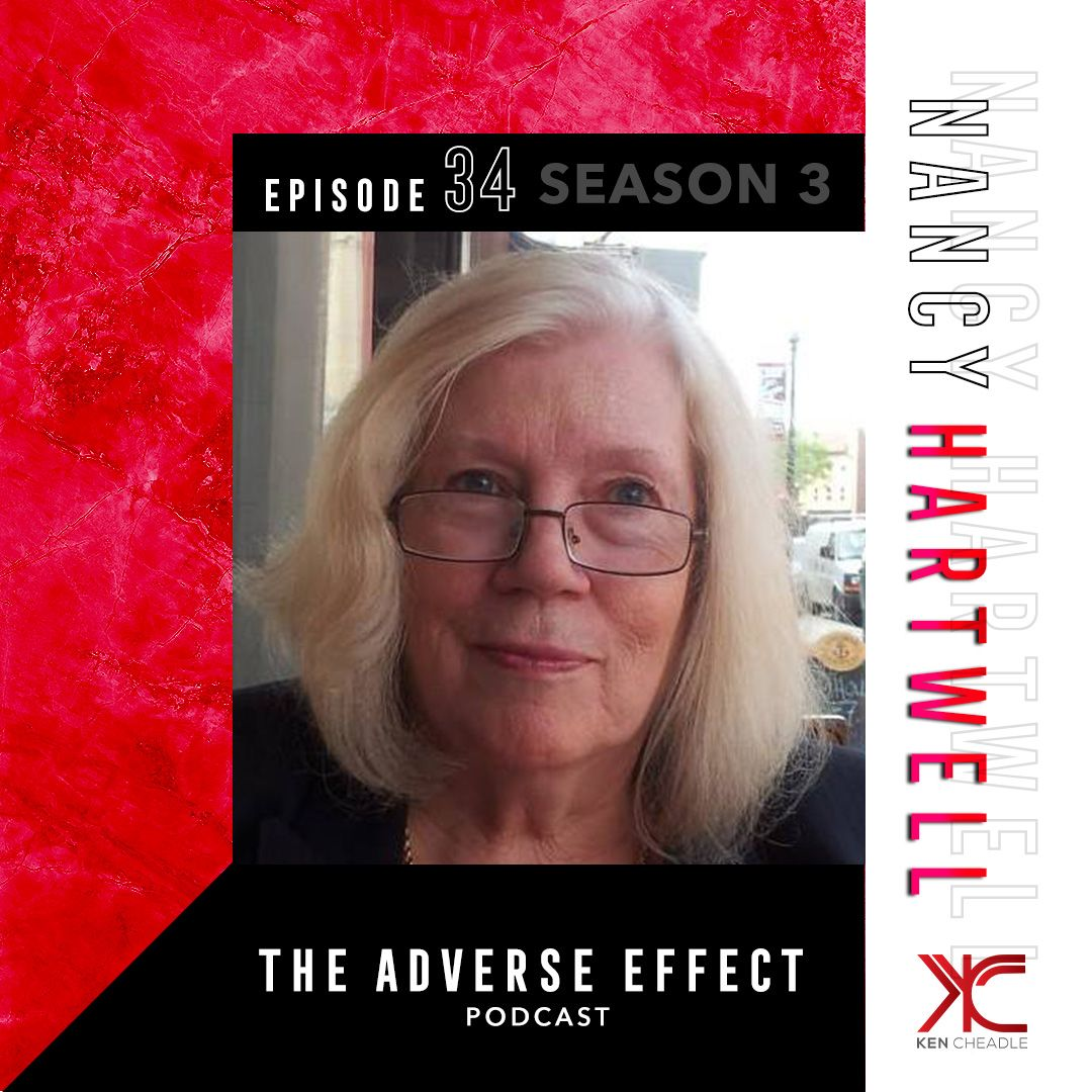 In todays episode of The Adverse Effect we speak to Nancy Hartwell, an authority on human trafficking & the 21st century slave trade #NancyHartwell #slave #TheAdverseEffect #TheAdverseEffectStore #AdverseEffect #KenCheadle #AdversityExpert #AdversitySurvivor  #AdversityAdvocate pic.twitter.com/ZliOybuBVD