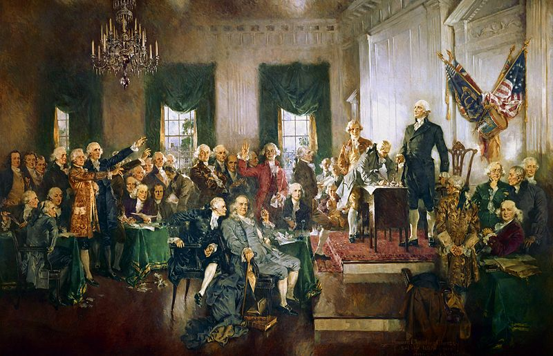 Happy #ConstitutionDay! #OnThisDay in 1787, the United States Constitution was signed in Philadelphia.  Learn more:  http:// ow.ly/Jazx50wbvpf    <br>http://pic.twitter.com/r2a2SGRMHv