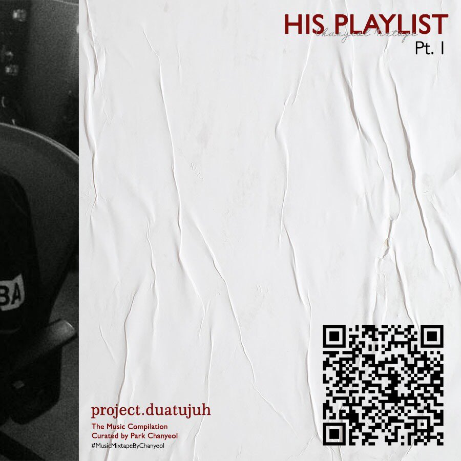 Scan the barcode on the last page to get the playlist~ and enjoy your night!  <br>http://pic.twitter.com/QFp8TFQFFS