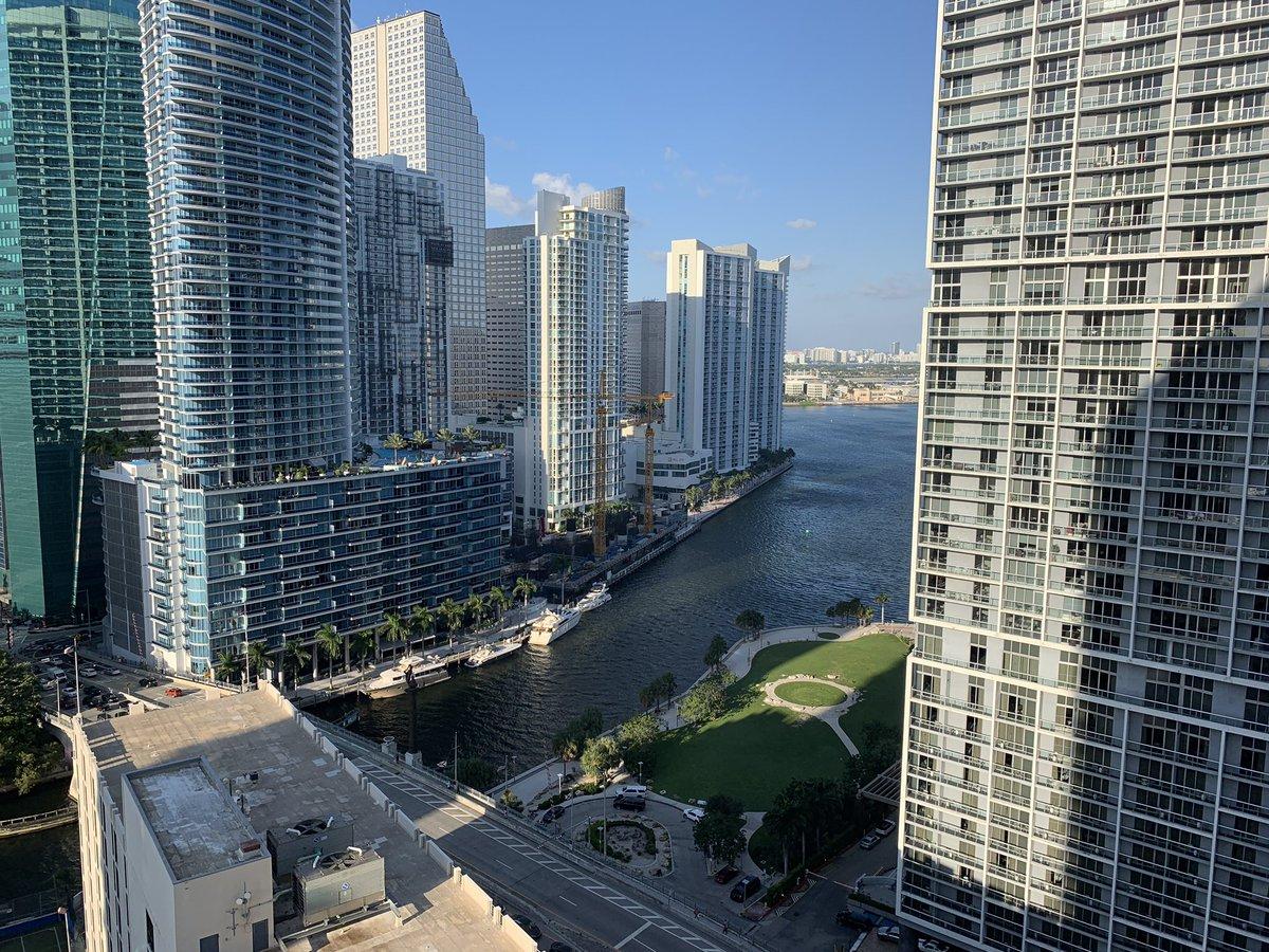 Morning Miami https://t.co/Xi3JiBO3tA