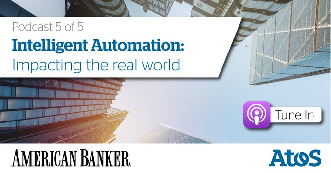 Financial services companies achieve real business outcomes with Atos' intelligent...